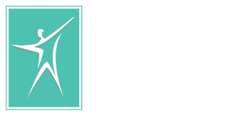 Advanced Physical Medicine Chiropractic Clinic Logo