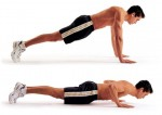 Pushups for Indoor Exercise